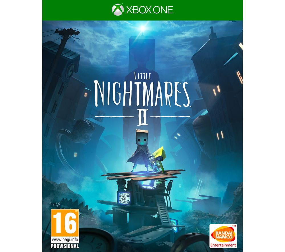 Little Nightmares II 2 Xbox One New and Factory Sealed